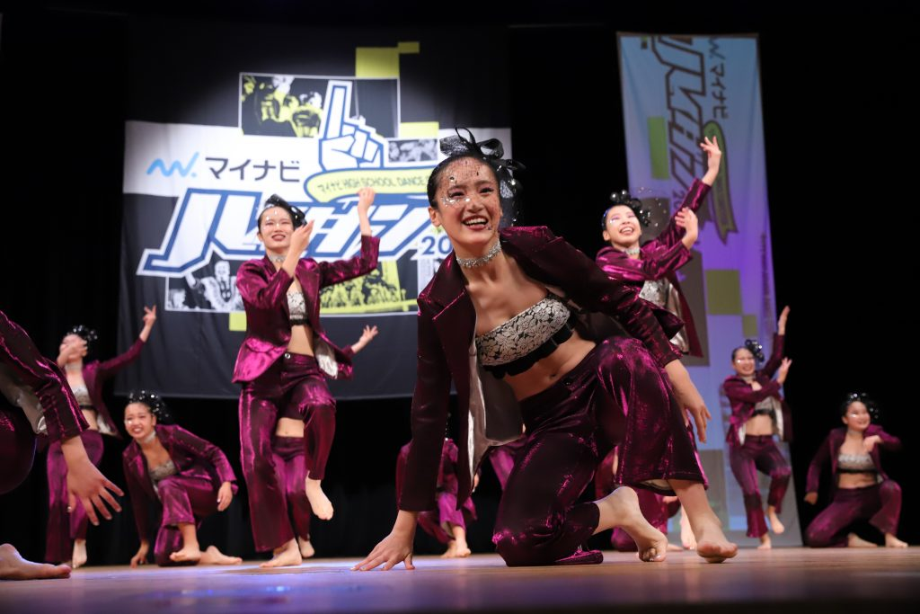 HIGH SCHOOL DANCE COMPETITION WEST VOL.1