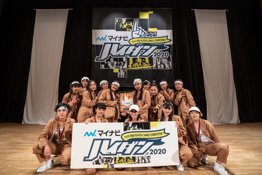 [3rd] 9代目TOP ROBBERS (群馬県立安中総合学園高等学校)