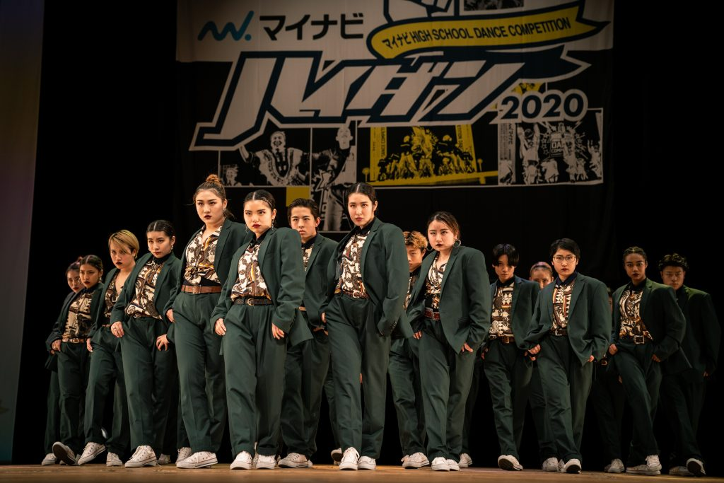 HIGH SCHOOL DANCE COMPETITION EAST VOL.2