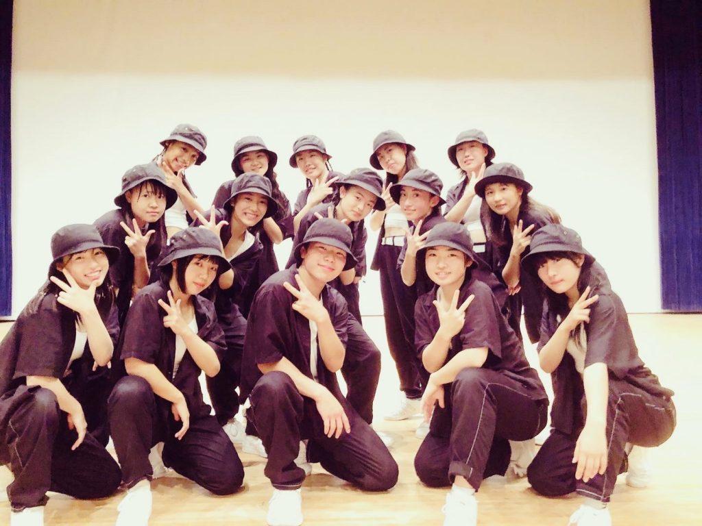 [LARGE 3rd] 10代目TOPROBBERS(群馬県立安中総合学園高等学校)